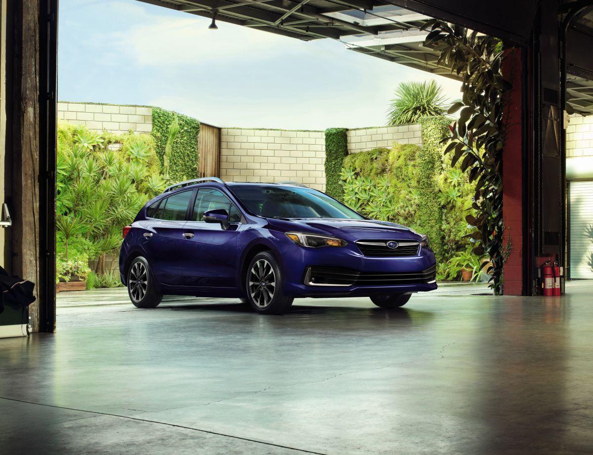 Subaru Impreza 2022: conoce los detalles y precios en Estados Unidos