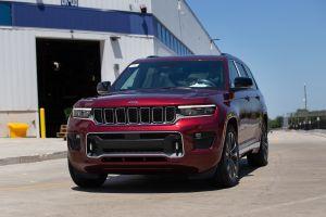 Jeep Grand Cherokee L 2021: el truco para manejarlo mejor