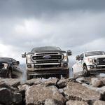 Ford retira del mercado cerca de 17,616 Super Dutys en Estados Unidos