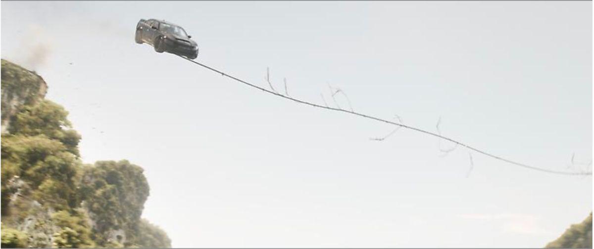 "Dodge se asoció con Universal Pictures en ""Fast & Furious"" para promover sus vehículos"