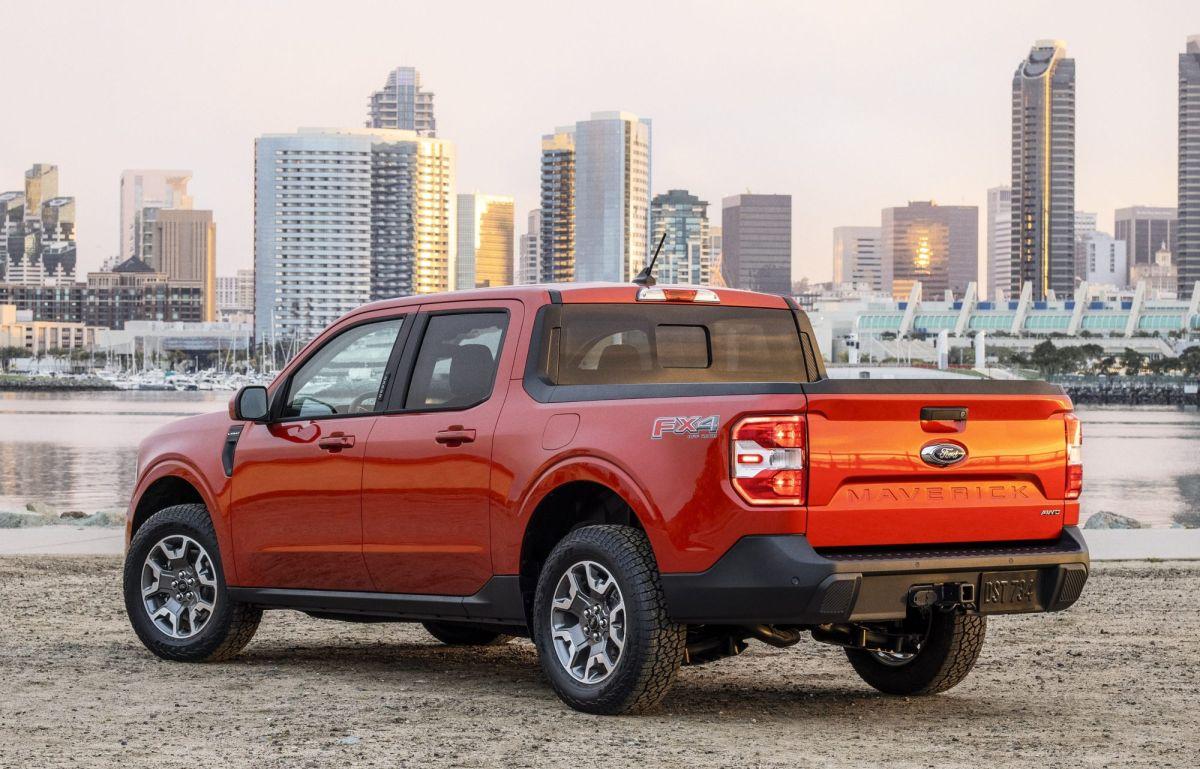 La nueva Ford Maverick copia un detalle único del Ford Bronco que los confunde