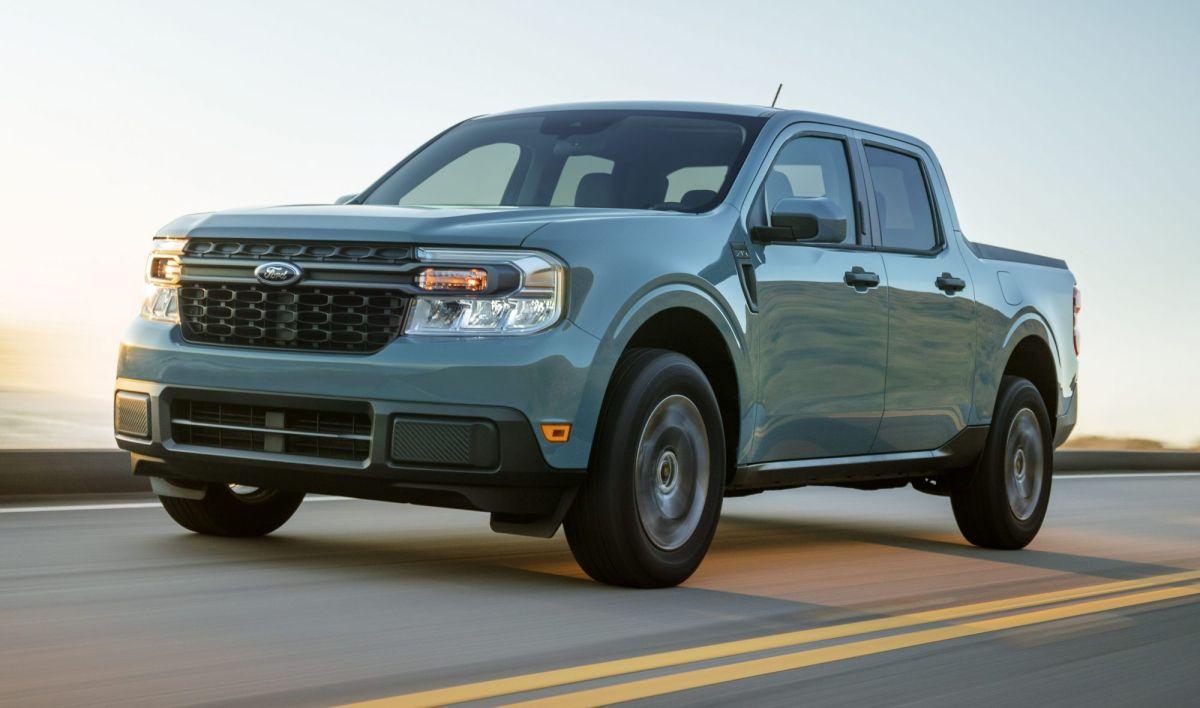 Ford podría lanzar una versión totalmente eléctrica de la nueva Ford Maverick