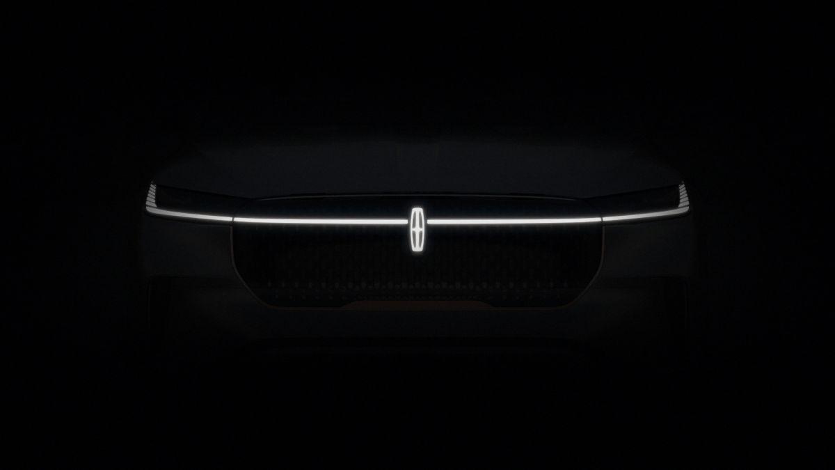 El primer auto totalmente eléctrico de Lincoln hará su debut en 2022