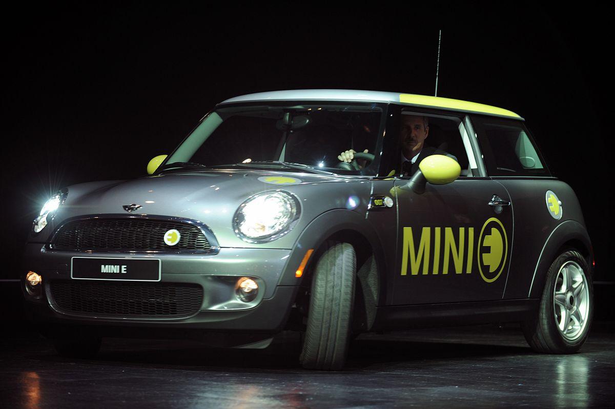 Cooper Mini E 2008