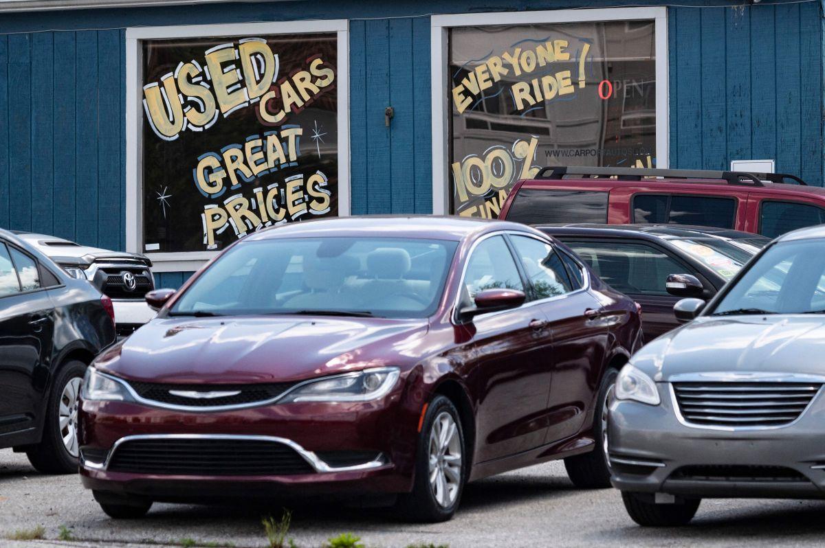 5 errores comunes al comprar un auto usado