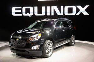 Los mejores modelos de Chevrolet Equinox para este 2021