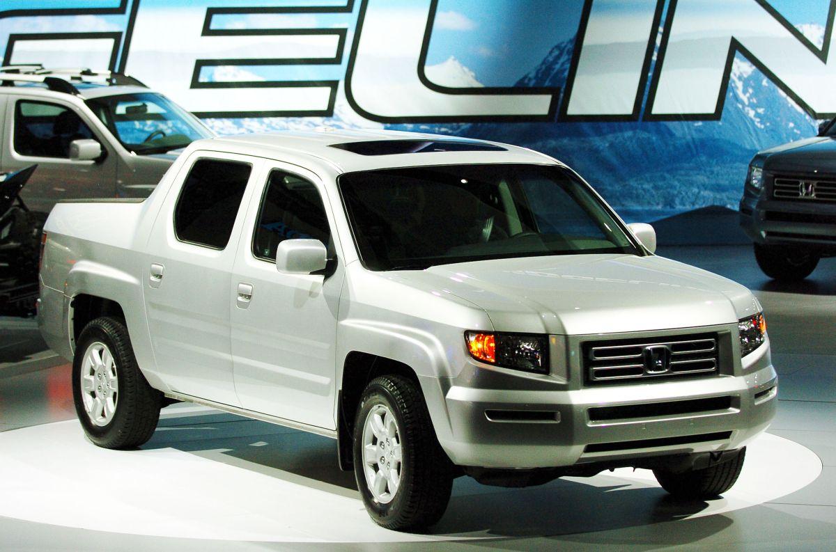 Honda Ridgeline 2005