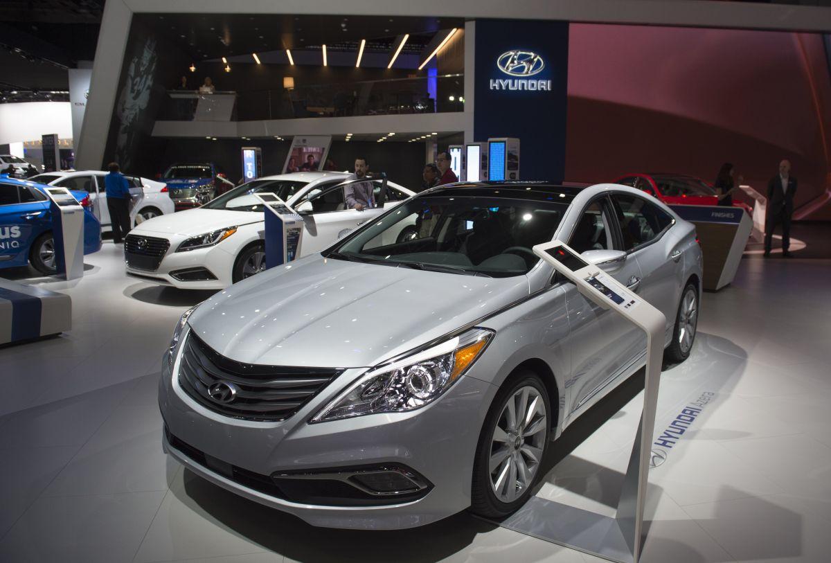 Hyundai Azera 2017