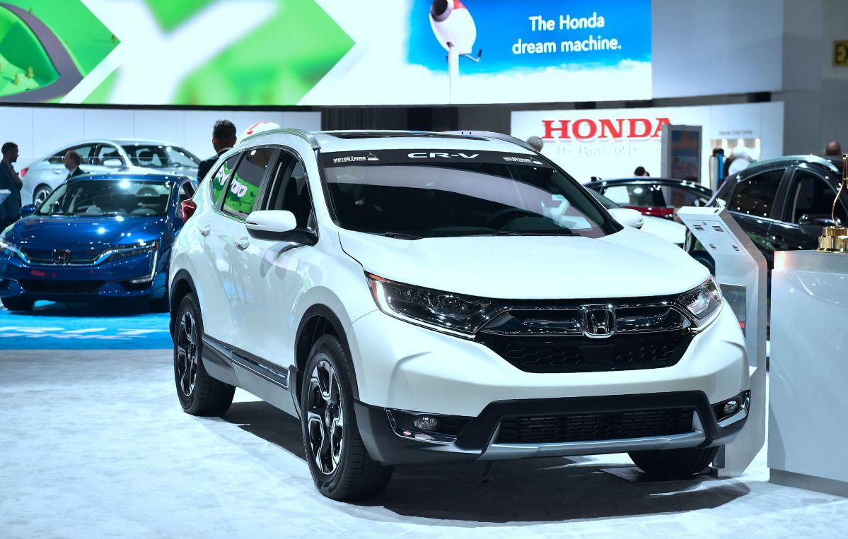Los 5 mejores modelos usados del Honda CR-V