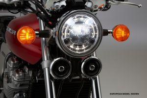 Honda anuncia un retiro masivo de motocicletas para reemplazar reflectores defectuosos