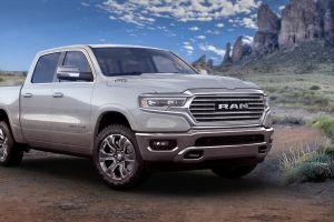 Qué hace tan elegante a la Ram 1500 Limited Longhorn 2021
