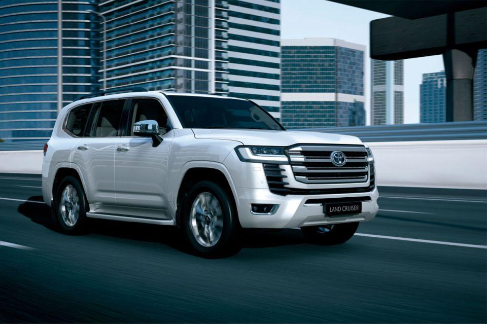 Ve aquí en vivo el lanzamiento del nuevo Toyota Land ...