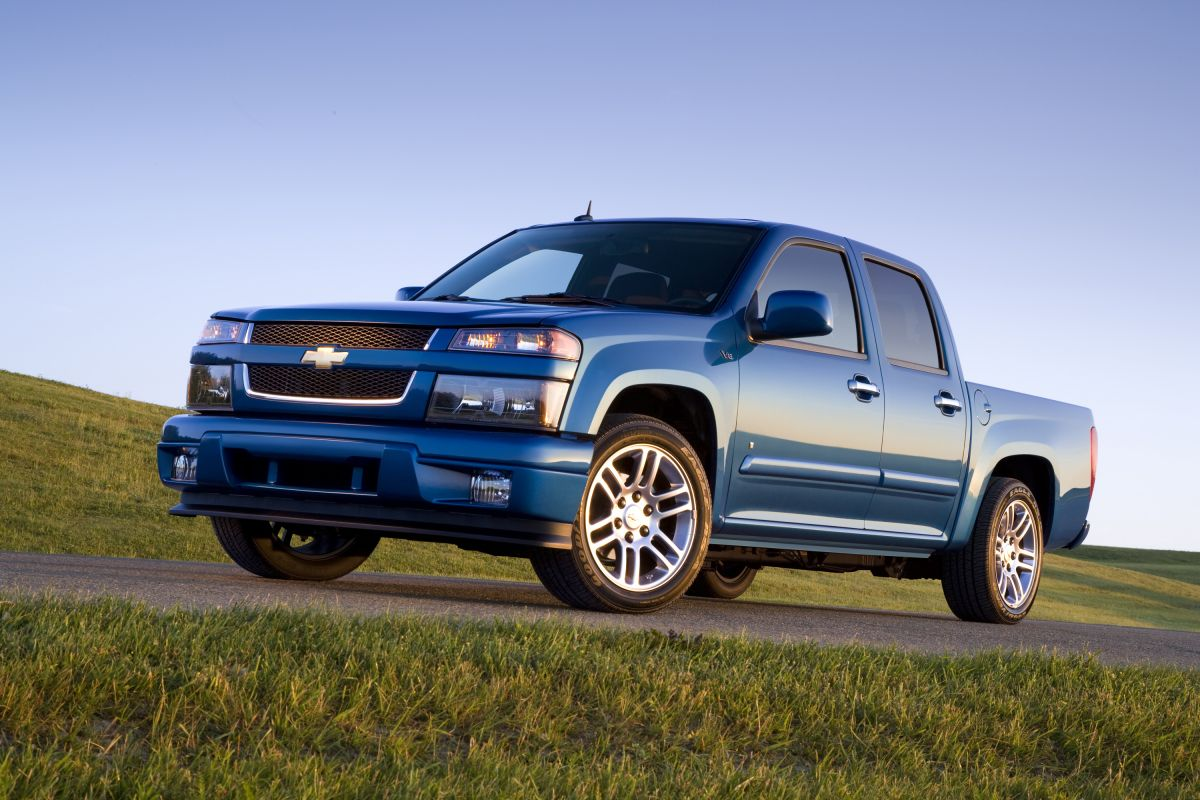 Los mejores modelos usados de Chevrolet producidos en los 2000's