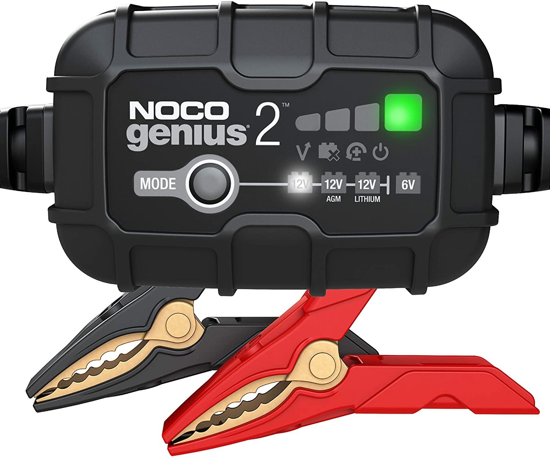 Cargador de batería para autos