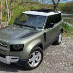 Land Rover Defender 90, el SUV pequeño más duro del mercado
