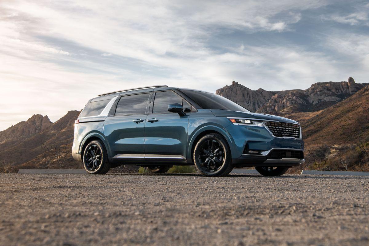 Honda, Kia y Chrysler: las mejores vans nuevas del 2021