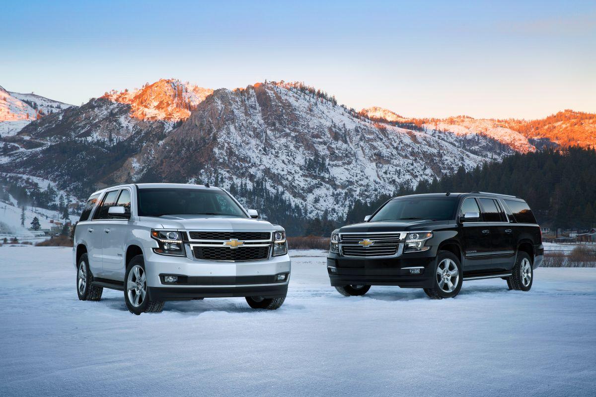 El Chevrolet Tahoe 2014 puede ser maniobrado en 6 velocidades automáticas.
