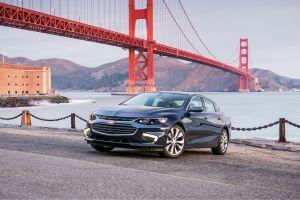 Los modelos usados Chevrolet más populares en los EE.UU.