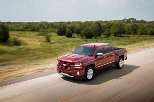Los 5 modelos más potentes de Chevrolet Silverado 1500