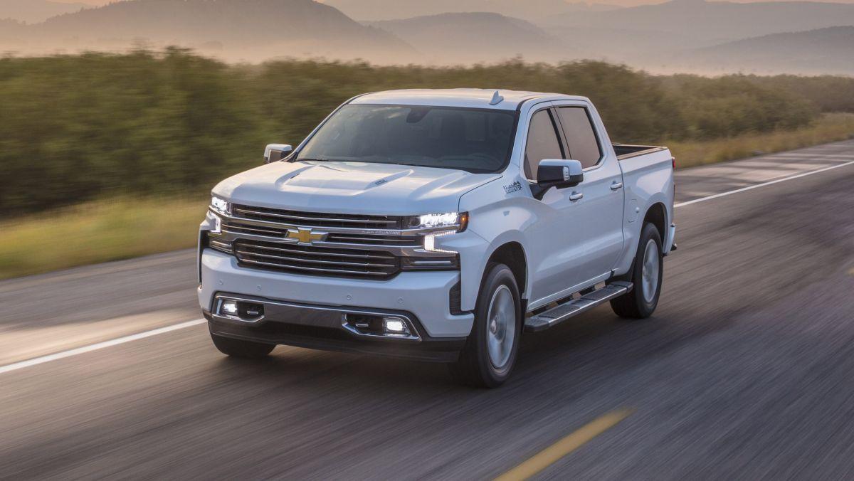 Chevrolet Silverado High Country 2021. / Foto: Cortesía Chevrolet.