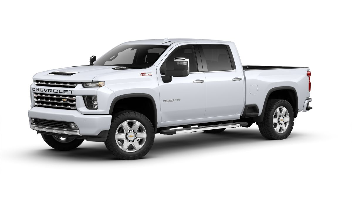 Chevrolet Silverado 1500 2021