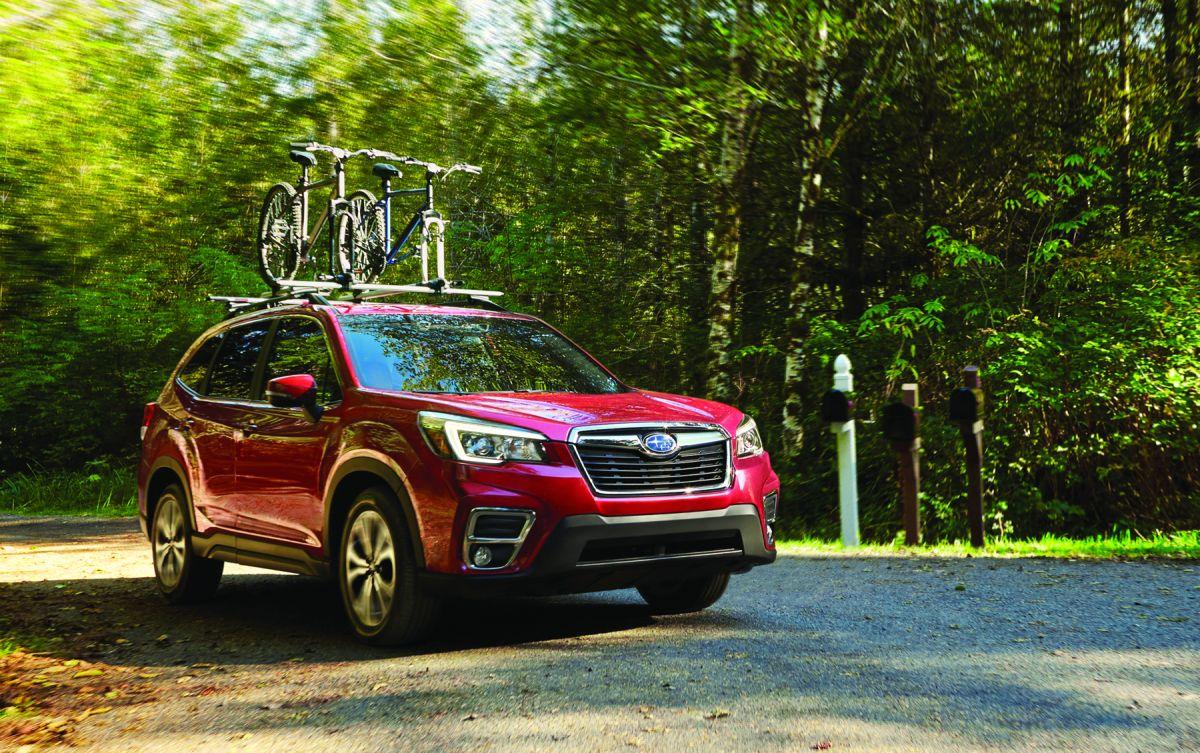 Subaru Forester Compact 2021