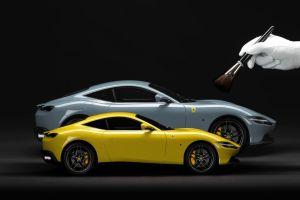 Compra una Ferrari nueva y llévate el mismo modelo idéntico a escala