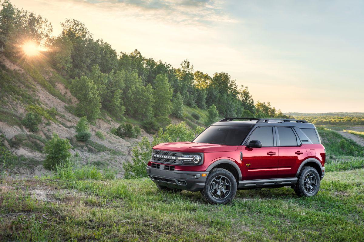 La Ford Bronco Sports es fabricado con muchas complicaciones.