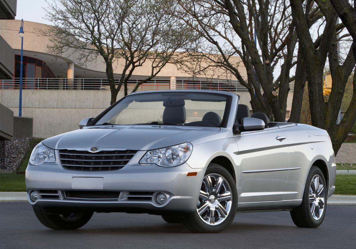 Chrysler Sebring Convertible 2009