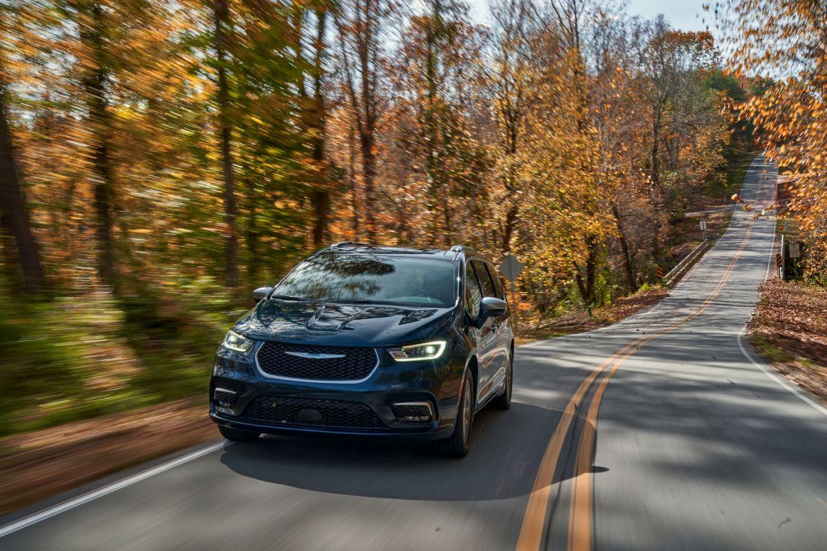 Chrysler Pacifica Hybrid 2021
