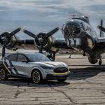Ford manda a subasta un Mustang Mach-E 2021 personalizado para honrar a la mujeres de la fuerza aérea