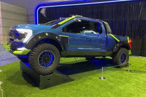Ford fue la sensación del Chicago Auto Show