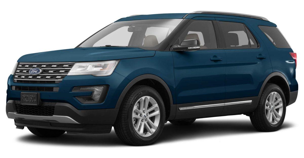 Ford retira del mercado más de 700,000 Explorer por peligro de accidente