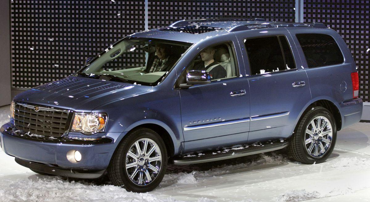 Chrysler Aspen 2006