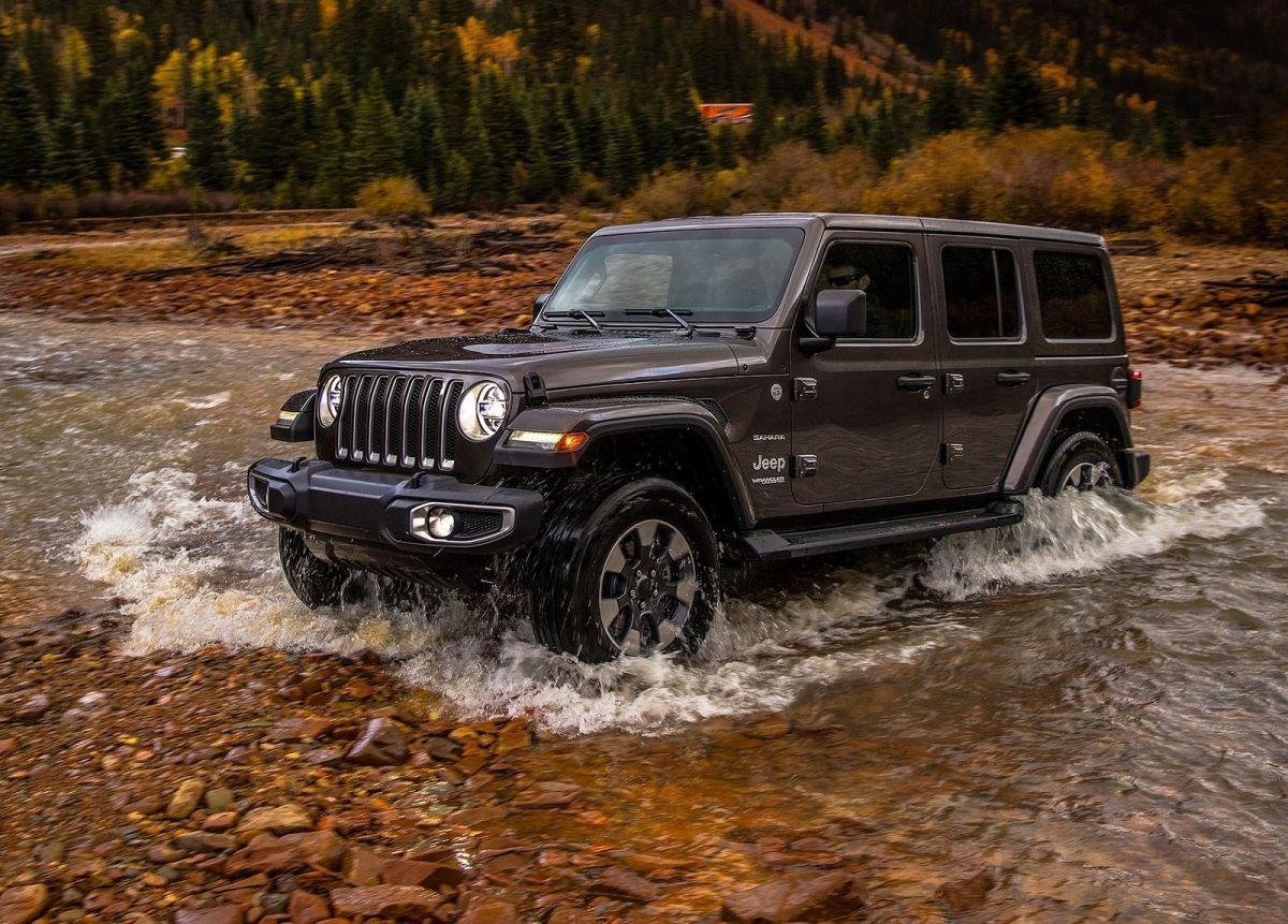 El CEO de Jeep asegura que los futuros modelos de la marca podrán conducirse bajo el agua