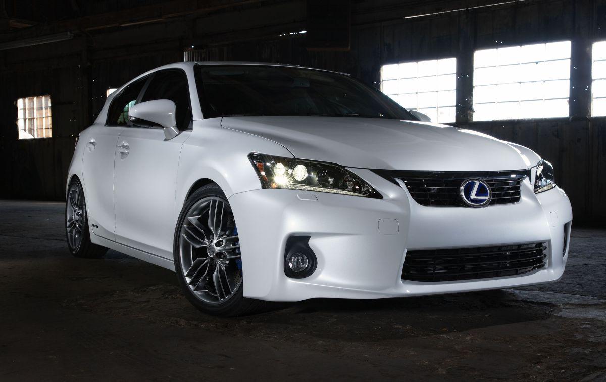 Lexus CT 200H 2010