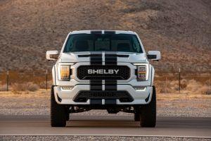 Shelby American revela colaboración con Ford F-150: quedó la pickup 2021 Shelby Ford F-150 con 775 hp