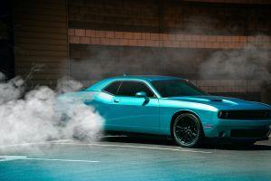 Dodge planea un muscle car totalmente eléctrico para 2024