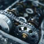La diferencia entre la cadena de tiempo y la banda de tiempo de tu auto