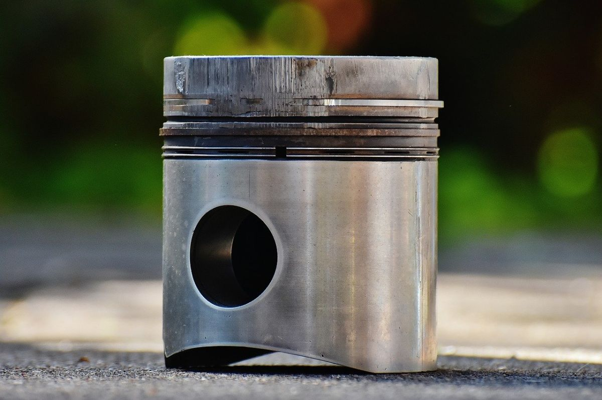 Los anillos son unos de los elementos más importantes del pistón.