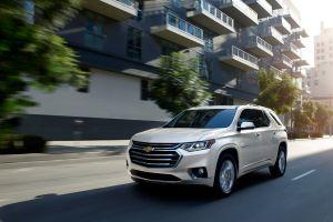 Chevrolet Traverse 2021: una de las mejores camionetas del año