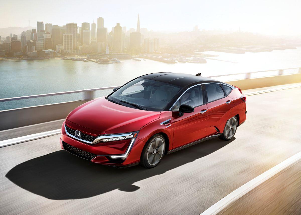Honda Clarity 2021