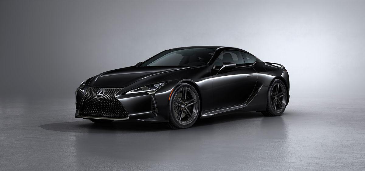 Lexus LC 500 2021