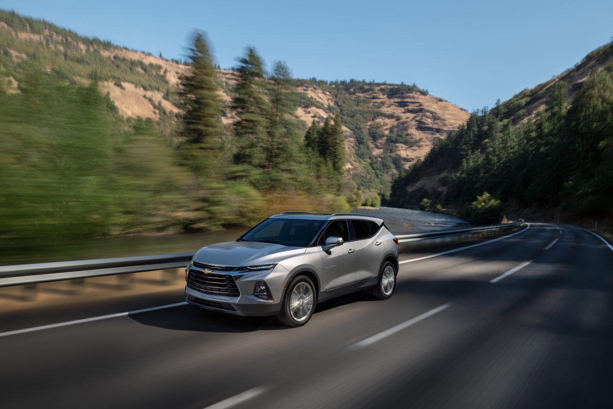 Chevrolet Blazer 2021