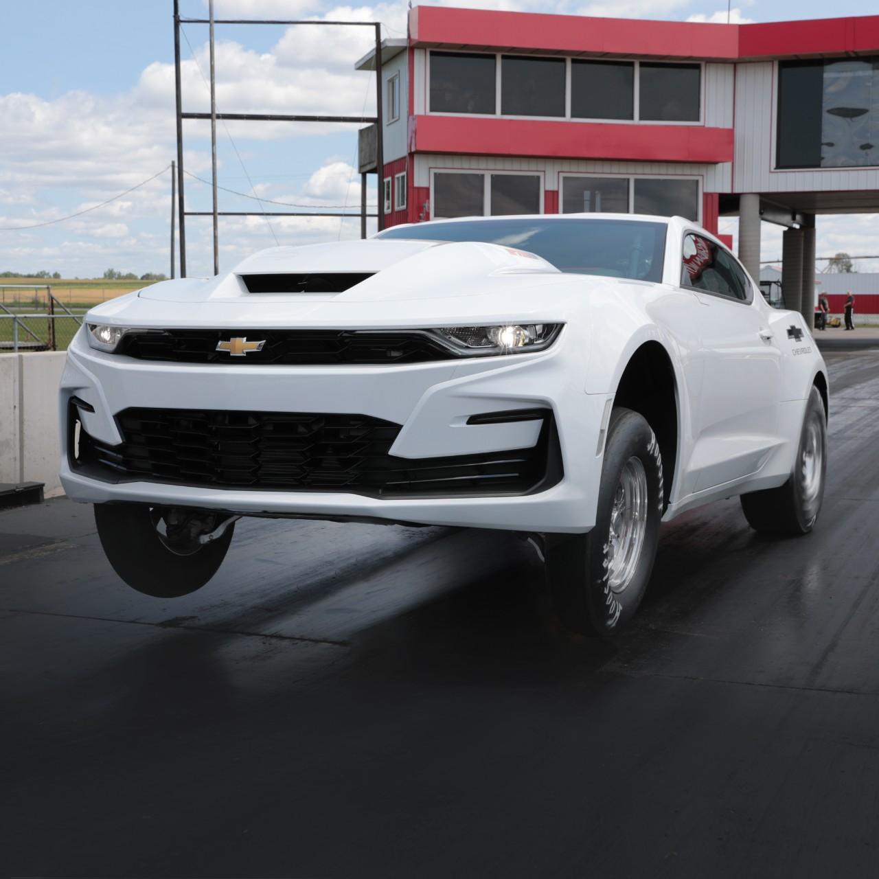 Chevrolet COPO Camaro 2022