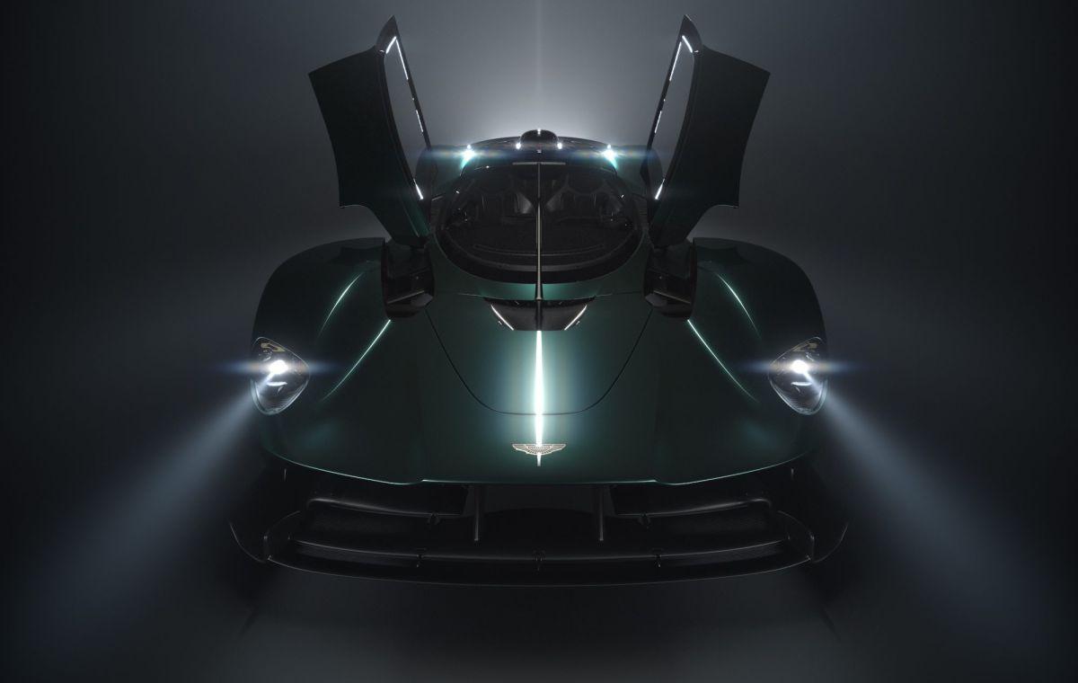 El nuevo auto de Aston Martin será revelado el próximo 12 de agosto.