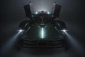 Aston Martin celebrará 70 años en América del Norte con un nuevo auto de alto rendimiento