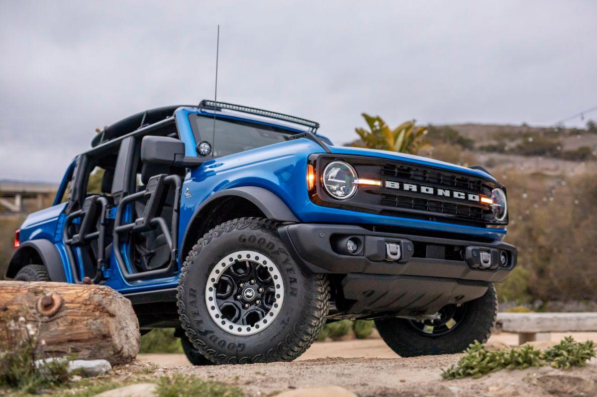 Ford Bronco Riptide Concept. / Foto: Cortesía Ford.