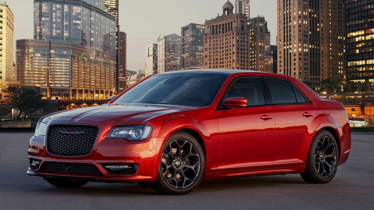 Chrysler 300 2021