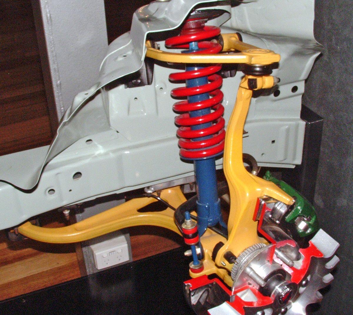 Las rótulas del auto son esenciales para dirigir el auto de forma segura.